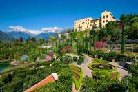 Giardini di Merano in Alto Adige