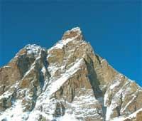 Mete sciistiche della Valle d'Aosta e Lombardia