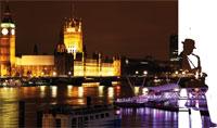 A Londra nel cuore dei Docks e in Francia sull'Atlantico