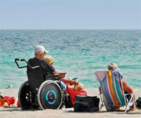 Toscana: un sito per i turisti disabili