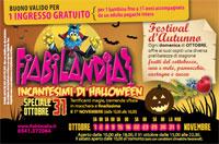 Halloween a Fiabilandia e Festival dell'Autunno
