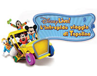 Ancona: è in arrivo Disney Live