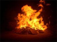 Romagna: Lòm a Merz, tra febbraio e marzo le feste dei fuochi