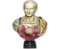 Giulio Cesare sul Rubicone: una mostra a Savignano
