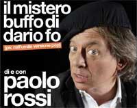 """Paolo Rossi a Riccione con """"Il Mistero Buffo"""""""