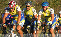 Parte la granfondo Romagna Sprint 2012