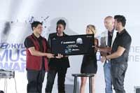 Milano Marittima: gli Hyundai Music Awards con Emma