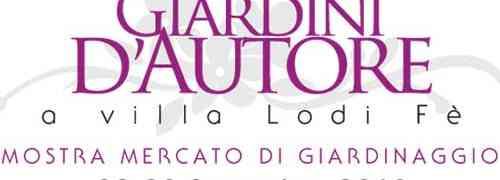 """Riccione si prepara all'edizione autunnale di """"Giardini d'Autore"""""""