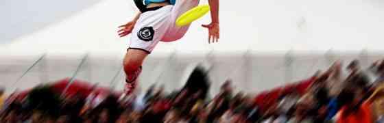 Paganello, il frisbee internazionale sulla sabbia