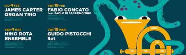 JAZZENATICO 2016 al Teatro Comunale di Cesenatico