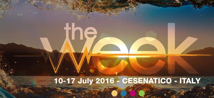 the week 2016 cesenatico