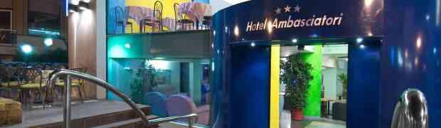 Vacanza a Cattolica all'Hotel Ambasciatori