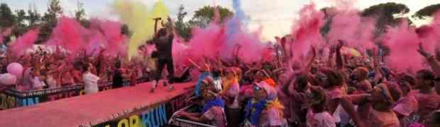 Color run Rimini: la corsa più allegra del Mondo!