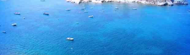 Vacanze alle iSole Tremiti e spostamenti in traghetto