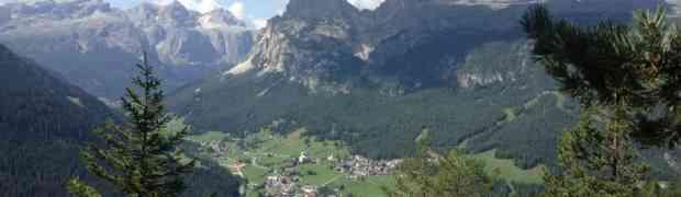 Vacanza a Corvara sulle Dolomiti